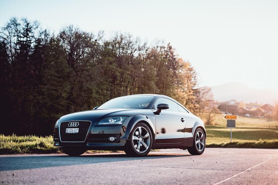 Audi A8 Coupe Sunroof